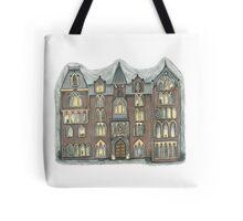 pendle hall Tote Bag