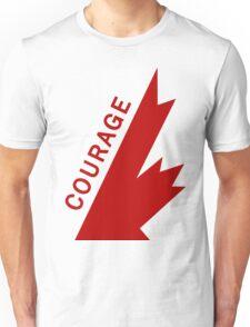 TRAGICALLY HIP - COURAGE TOP LEGEND Unisex T-Shirt