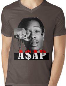 A$AP Rocky Mens V-Neck T-Shirt