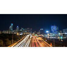 Schuylkill Expressway - Philadelphia, PA Photographic Print