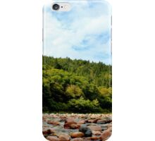 Big Salmon River iPhone Case/Skin