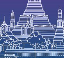 Wat Arun - Night Sticker