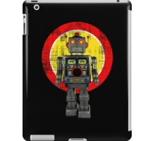 Retro Bot iPad Case/Skin
