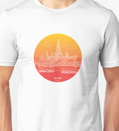 Wat Arun - Day Unisex T-Shirt