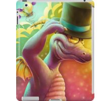 Figment - Hat's off to you iPad Case/Skin