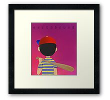 earthbound / mother 2 Framed Print