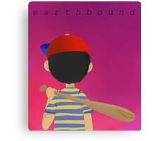 earthbound / mother 2 Canvas Print