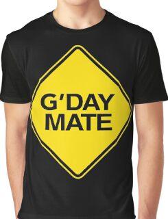 G'day Mate Graphic T-Shirt