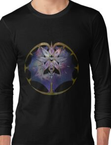 Pokemon SuMo Solgaleo x Lunala  Long Sleeve T-Shirt