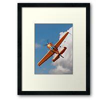 XtremeAir Sbach XA42 D-ERXA Framed Print