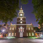 Independence Hall - Philadelphia, PA by Jason Heritage