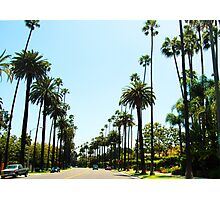 Rodeo Drive Beverly Hills, California Photographic Print