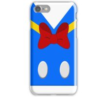 Donald Duck iPhone Case/Skin