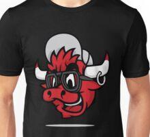 funny bulls Unisex T-Shirt
