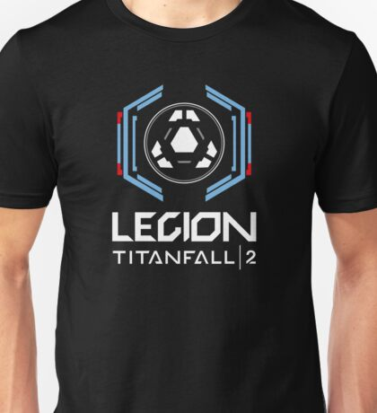 Titanfall 2 - Legion (White) Unisex T-Shirt