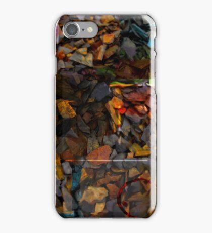 Slate Tiles iPhone Case/Skin