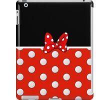 Minnie Mouse iPad Case/Skin