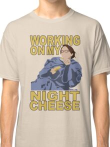 Liz Lemon - Night cheese Classic T-Shirt