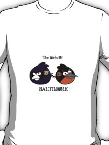 The Birds of Baltimore T-Shirt