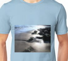 Ripples in the sand... Lyme Dorset UK Unisex T-Shirt