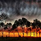 A Riddell Glow (2). by Larry Lingard-Davis
