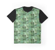 Wet Cacti  Graphic T-Shirt