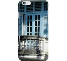 Shutter in Georgetown, Penang Is, Malaysia iPhone Case/Skin