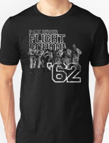 Pax River Flight School (White) T-Shirt