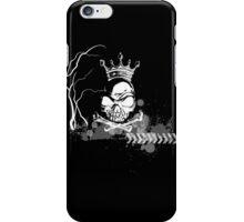 Voodoo Designs - Skull King iPhone Case/Skin