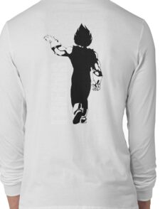 Couple Best Friends Vegeta Long Sleeve T-Shirt