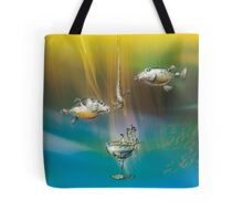 Ocean Cocktail Tote Bag