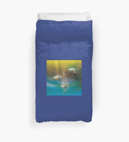 Ocean Cocktail Duvet Cover