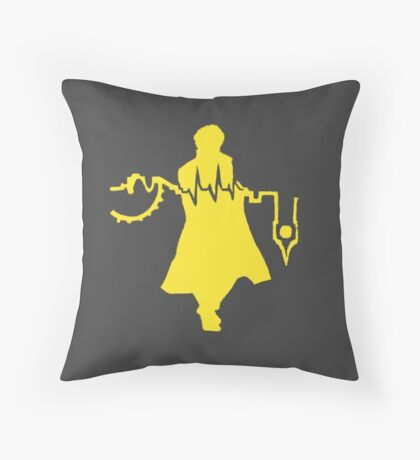 Every Quiver of its Beating Heart Throw Pillow