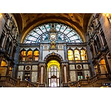 Gare Centrale/ Central Station - Travel Photography Photographic Print