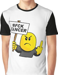 FCK Cancer Shirt  Graphic T-Shirt