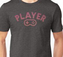 PLAYER (RETRO) Unisex T-Shirt