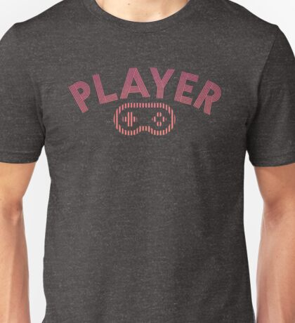 PLAYER (RETRO) Unisex T-Shirt