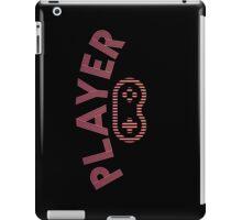 PLAYER (RETRO) iPad Case/Skin