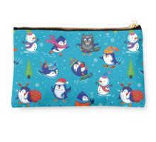 Penguin Time Studio Pouch