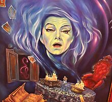 Madam Leota Haunted Mansion by BonnyL
