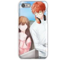 Seven and MC iPhone Case/Skin