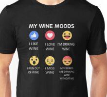 Love Wine T-shirt Unisex T-Shirt