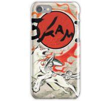 Classic Okami iPhone Case/Skin
