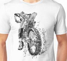 Motor Cross Unisex T-Shirt