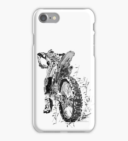 Motor Cross iPhone Case/Skin