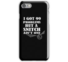 Harry Potter Inspired Quidditch Snitch iPhone Case/Skin