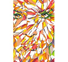 ESOTERIC V.01 - Abstract Face Photographic Print