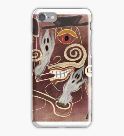 Smoking Spirits iPhone Case/Skin