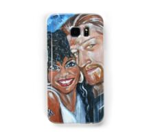 """In Love"" - Interracial Lovers Series by Yesi Casanova Samsung Galaxy Case/Skin"