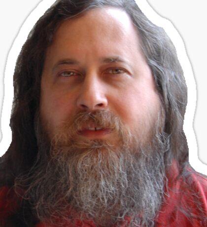 Richard Stallman Sticker